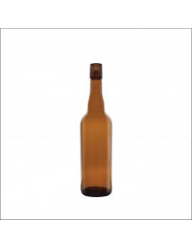 Bière BELGE 750ml Brune