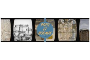 Bocaux et Pots en verre