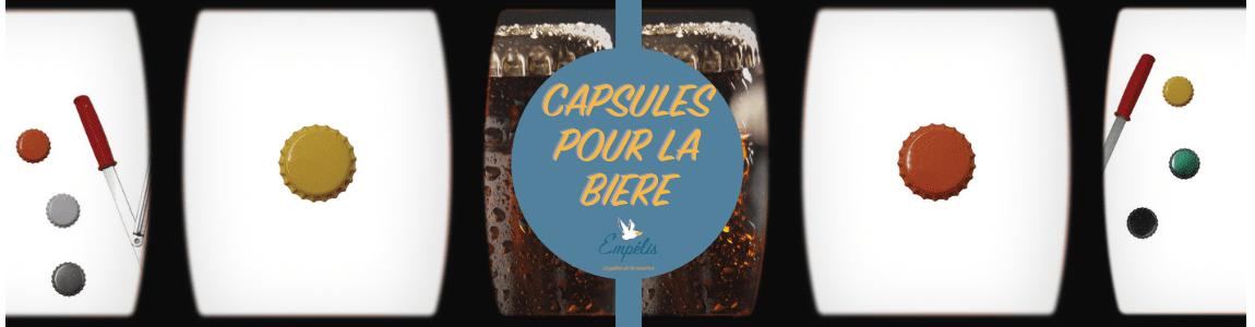 Capsules pour la Bière